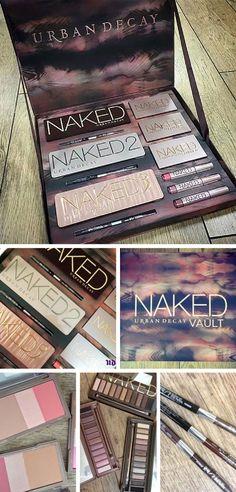 Malette naked !!!