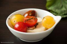 Cherry Tomato Salad | Cooking Momofuku at home - Momofuku for two