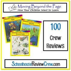 Literature-Rich Studies for Ages 7-13 (Moving Beyond the Page Review) - #homeschool #hsreviews