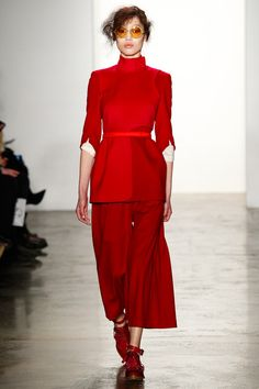 17 Alexandre Herchcovitch | Fall 2014 Ready-to-Wear Collection | Style.com