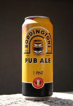 Boddington's is a unique beer with a creamy, malty and slighty sweet flavor.  Enjoy one tonight at Edwardo's!