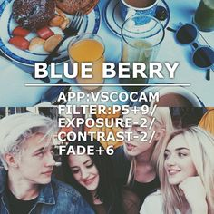 BLUE BERRY App: VSCOCAM Filter: P5+9/Exposure-2/Contrast-2/Fade+6 Brother sisters goals! Hi everyone, Yess I'm going to post what's on my iPhone now!❤️ #vsco#vscocam#vscofilter