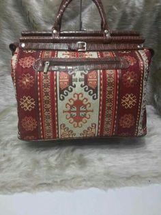 #canta #çanta #bag #kilimcanta #kilimbag Suitcase, Suitcases