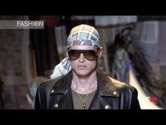 VERSACE Menswear Spring Summer 2016 Milan by Fashion Channel