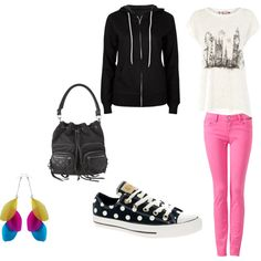 """crazy"" by peace-mel on Polyvore"