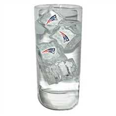 New England Patriots Light Up Ice Cubes - makes a great gift
