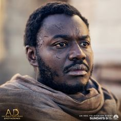 Will John and the apostles obey the authorities or continue to #SpreadTheWord? An all new A.D. The Bible Continues debuts Sunday at 9/8c on NBC. | A.D. The Series