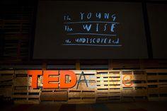 TEDActive2013. La Quinta, CA. February 25 - March 1, 2013. Photo: Marla Aufmuth