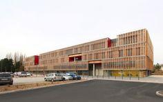 Compiègne Univeristy of Technology / Ameller Dubois & Associés