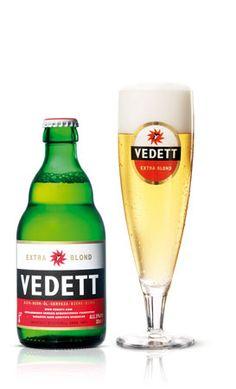Vedett - Brouwerij Duvel Moortgat, Puurs, België. Beoordeling GGOB: 5,2