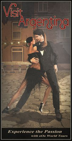 oOo Vintage Fair Release { Tango }