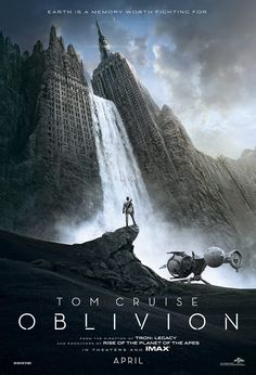 Oblivion in theaters April 2013