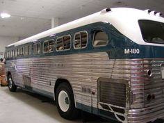Buses of the 1950's