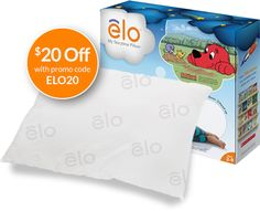 The NapTime Reviewer: Elo Pillow Giveaway