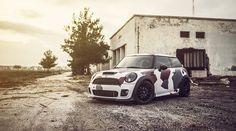 Mini Cooper S Works // Camouflage