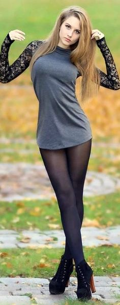 Great Legs, Beautiful Legs, Gorgeous Women, Gorgeous Girl, Sexy Outfits, Sexy Dresses, Pernas Sexy, Looks Pinterest, Elegant Woman