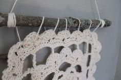 Items similar to Crochet Wall Hanging//Handmade//Granny Square//Cotton//Boho//Tassels//Dream Catcher on Etsy Diy Crochet Patterns, Crochet Wall Hangings, Dream Catcher, Stitches, Tassels, Crochet Earrings, Boho, Cotton, Handmade