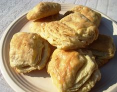 'Just saved Butteries AKA Rowies in my Recipe Box! European Cuisine, Pinch Recipe, Savoury Baking, Rolls Recipe, Recipe Box, Aberdeen, Dry Yeast, Serving Size, Tray Bakes