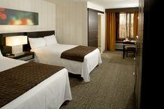 Gold Coast Hotel & Casino - Premium Rooms | New Premium Two Doubles Room | GoldCoastCasino.com