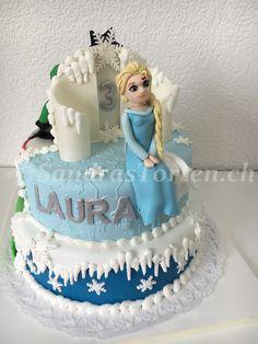 Laura isch 3 worda...