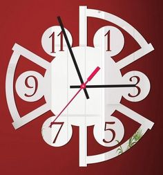 wholesale new 3d unique design wall clock Home decoration diy ...