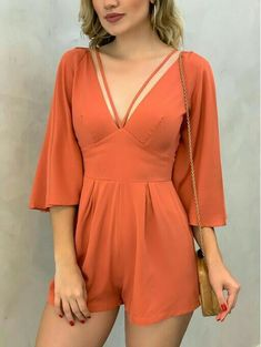 Cute Dresses, Casual Dresses, Fashion Dresses, Chic Outfits, Trendy Outfits, Look Fashion, Girl Fashion, Baby Girl Birthday Dress, Look Do Dia