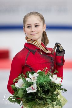 Euro 14  Julia Lipnitskaya....this girl was awesome to watch!!! She deserves her medal!!!!
