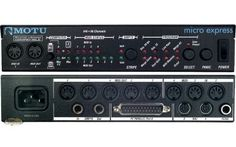 Motu - Motu Micro Express Midi İnterface