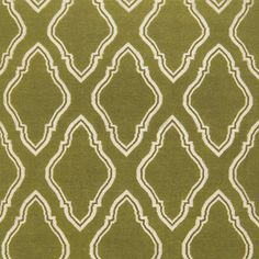Moss Graphic Rug