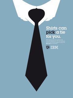 IBM Neck Tie