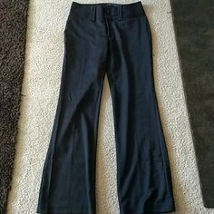 Maurices dress pants size 5/6 Long Great condition black dress pants/slacks. Maurices Pants Trousers