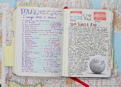 journal idea -- make lists