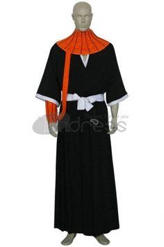 Bleach Cosplay-Bleach Ayasegawa Yumichika Cosplay Costume