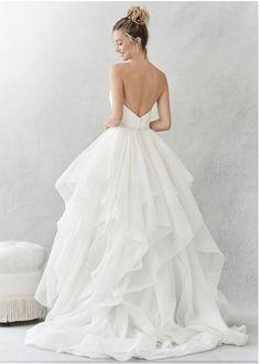 47 Best Handkerchief Wedding Dresses