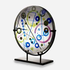 STEVEN WEINBERG, Point, Line, Plane | Ragoarts.com Steven Weinberg, Modern Glass, Plane, Modern Design, Auction, It Cast, Aircraft, Contemporary Design, Airplanes