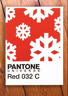 hmmm... we always used PMS 200c for Christmas Red