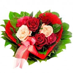 The #world is a #rose; smell it and pass it to your #friends. Buy Lovely Flowers online at : www.flower.mu