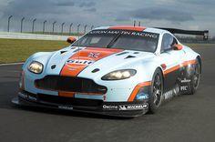 Nouvelle Aston Martin Vantage GTE