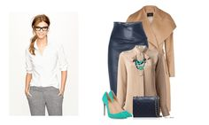The Ultimate Work Chic Style January 14, 2015