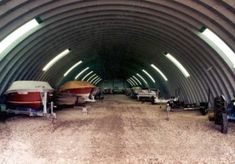 Check out this x x Metal Arch Farm Dome Building! Storage Building Kits, Metal Shop Building, Building A Pole Barn, Post Frame Building, Arch Building, Prefab Buildings, Shop Buildings, Prefabricated Houses, Steel Buildings