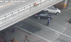An unidentified man jumped off Edsa-Timog flyover on Wednesday afternoon according to the Metro Manila Development Authority (MMDA) official Twitter account. The video was taken by Michael Balangatan, who happens to be on the 7th floor of a nearby building, the man is seen hanging the railings of the flyover, ran a few steps and …