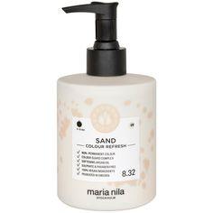 Maria Nila Colour Refresh Sand maska s barevnými pigmenty 300 ml Maria Nila Colour Refresh, Colour Guard, Dye My Hair, Argan Oil, Pretty Hairstyles, Soap Dispenser, Mixer, Mario, Hair Color