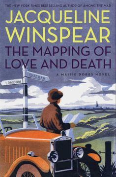 Mapping of Love and Death by Jaqueline Winspear