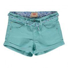 Shelly shorts with belt Light blue  Levi's