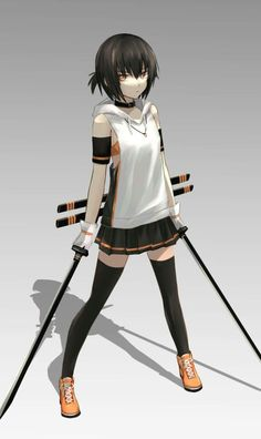 Love yourself 🌻 anime fight, female character design, character drawing, character portraits, Cool Anime Girl, Beautiful Anime Girl, Kawaii Anime Girl, Anime Art Girl, Female Character Design, Character Art, Anime Krieger, Anime Fight, M Anime