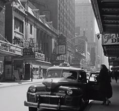 21 Club - 21 West 52nd Street, Manhattan New York City. Tinker takes Eve and Kate to 21 Club.