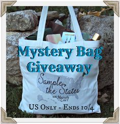 Win a Sample the States Mystery Bag