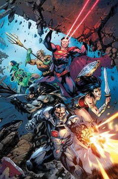 JUSTICE LEAGUE #24 - Visit to grab an amazing super hero shirt now on sale!