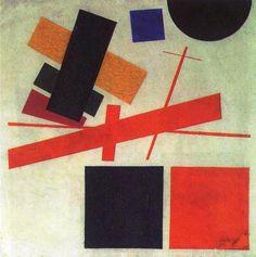 Suprematismo, 1915