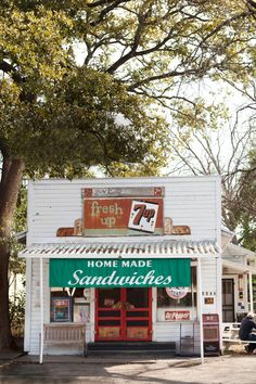Avenue B Grocery sits just a mile north of downtown Austin. It's Austin's oldest continuously operating grocery store.
